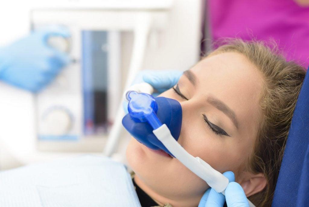 Inhalation Sedation